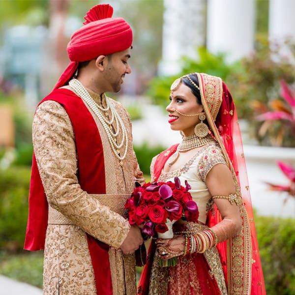 Beena & Ankit Wedding