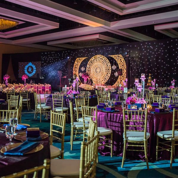 Garba Wedding & Reception Decor