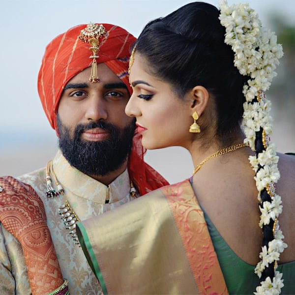Nanditha & Saatvik Wedding