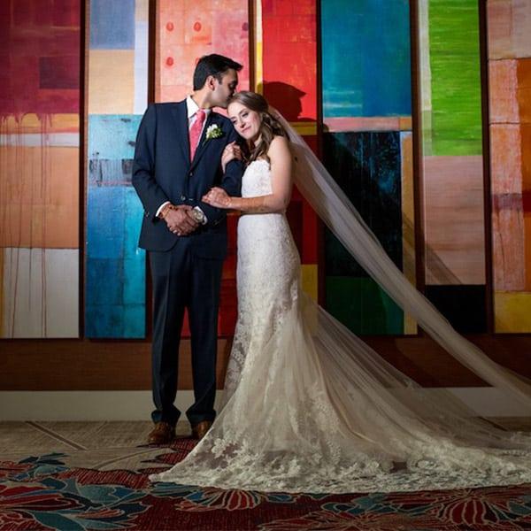 Pam & Ateet Wedding