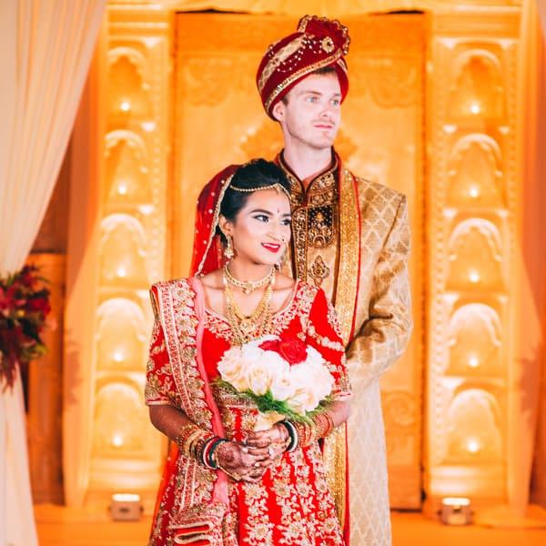 Radhika and Ryan